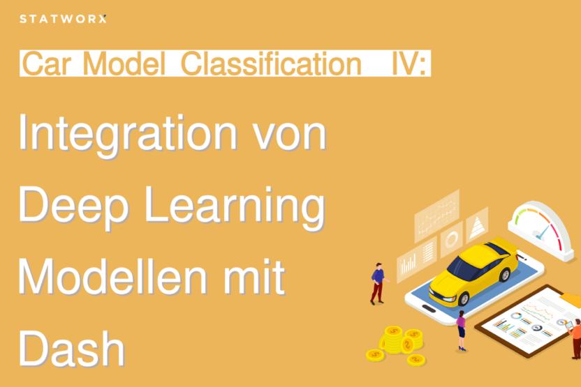 Titelbild Integration von Deep Learning Modellen mit Dash