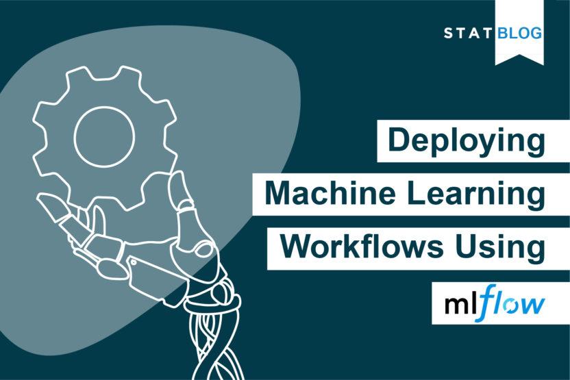 Header Pic Deploying Machine Learning Workflows Using MLflow