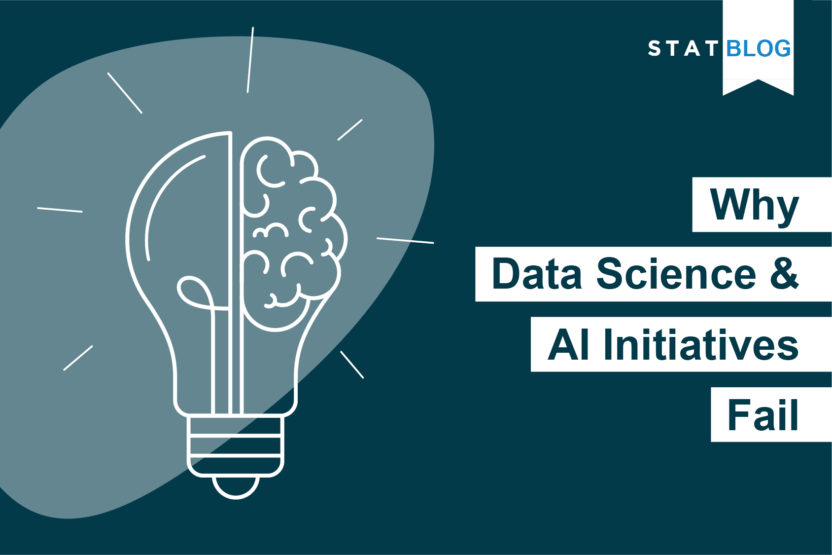 Why Data Science and AI Initiatives Fail