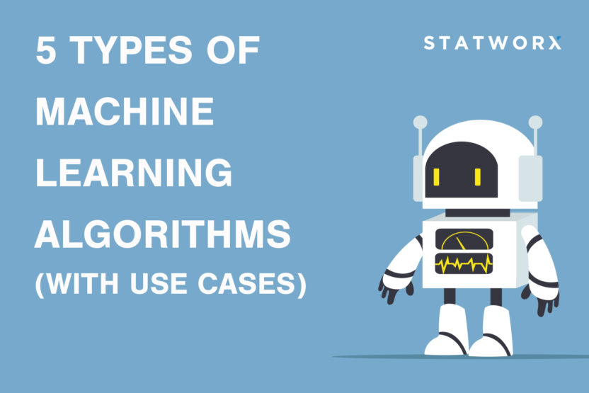 Title 5 Types of Machine Learning Algorithms