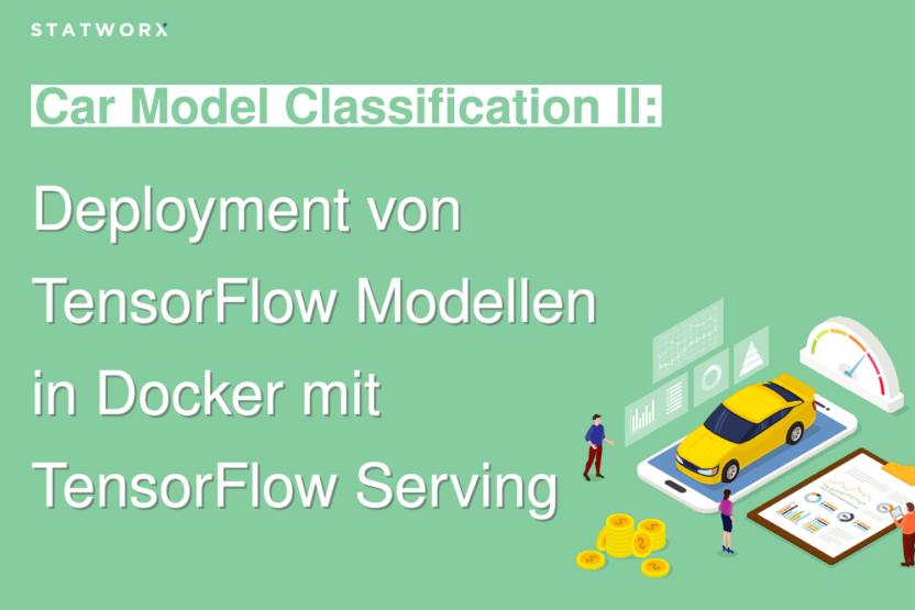 Titelbild CMC II DE Deployment TensorFlow Modelle
