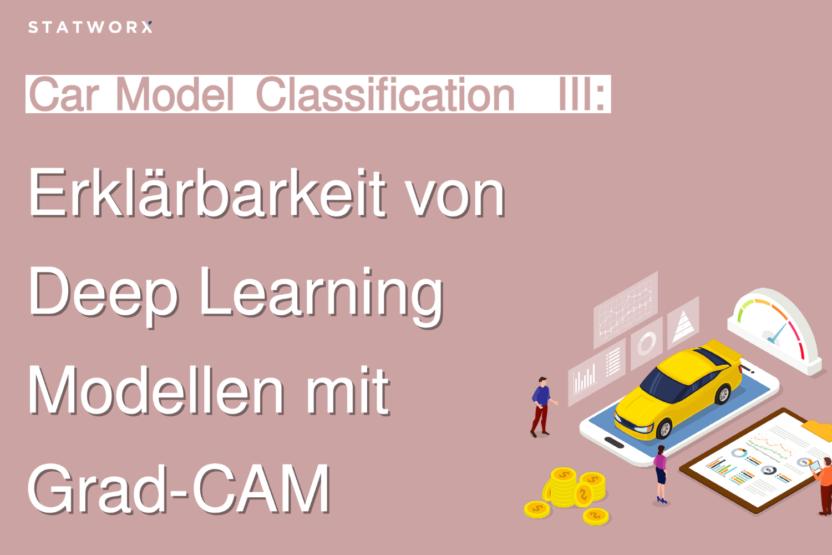 Titelbild Erklärbarkeit von Deep Learning Modellen mit GRad-CAM