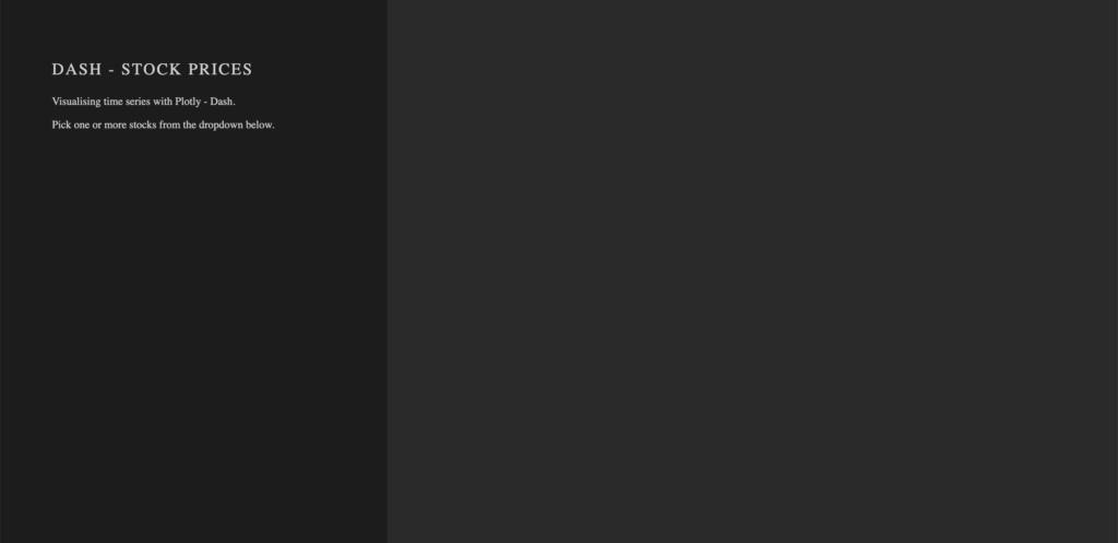 dash-app-first-layout
