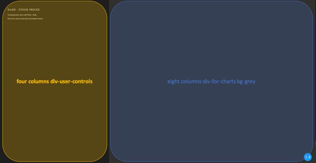 dash-app-layout