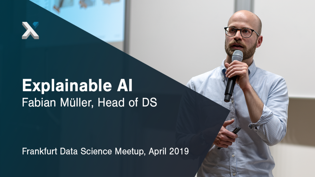 Frankfurt Data Science Meetup: Opening the Black Box
