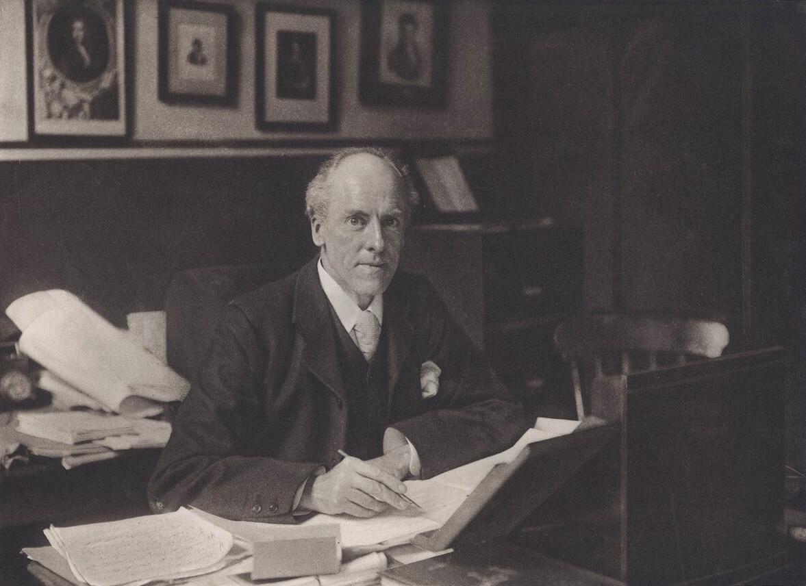 Karl Pearson 1910